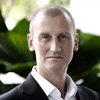Mike Amour, Senior VP AsiaPac , Starcom MediaVest